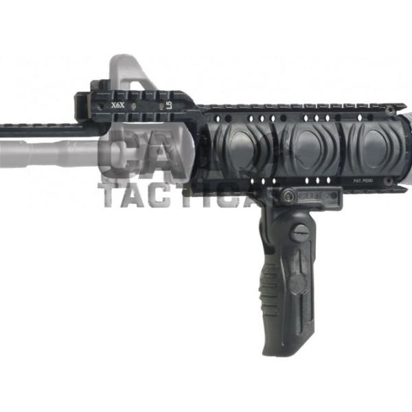 CAA TACTICAL Five Position Folding Forward Grip FVG5B - Picatinny - 1