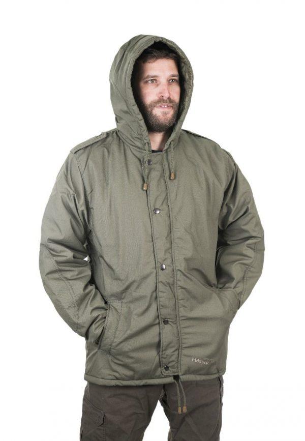 IDF Doobon Parka Green Coat