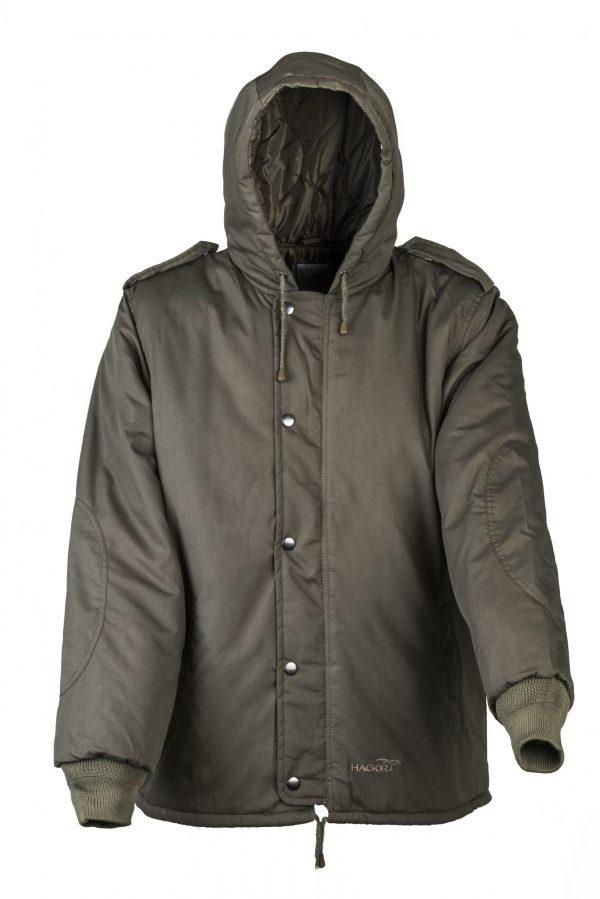 IDF Doobon Parka Green Coat - 1