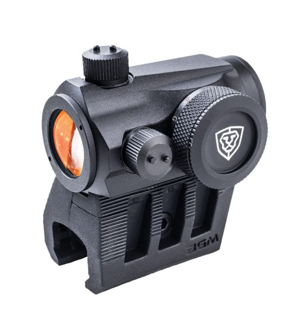 MRDS – Micro Red-Dot Sight & Mount