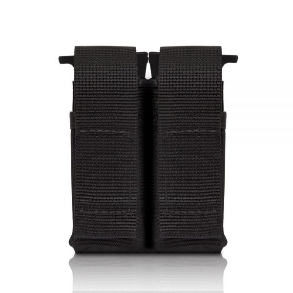 Tactical Double Pistol Mag Pouch