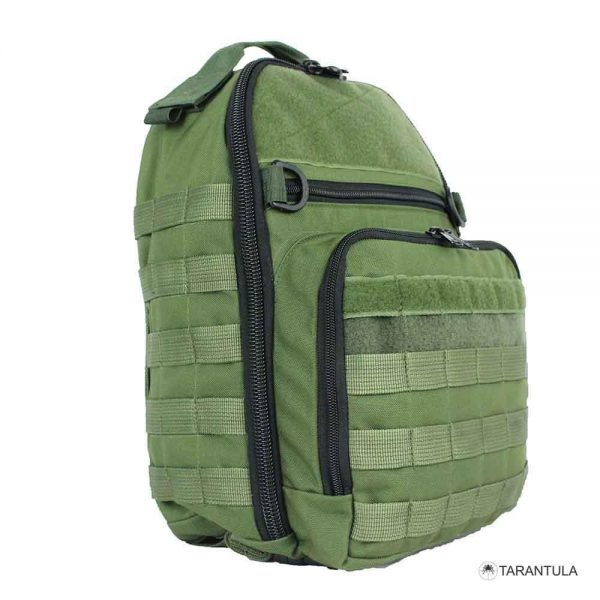 Tactical Bag - Tarantula Gear - Side