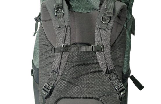 Marom Dolphin Ramon Pack 70L - Back