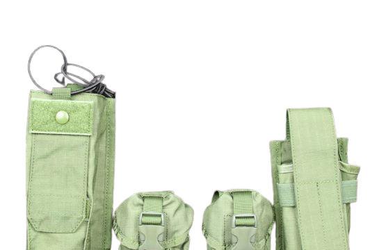 Marom Dolphin Egoz Gen 2 Tactical Vest - Kit