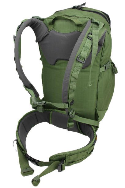 Marom Dolphin Baloo Pack 40 liters - Back