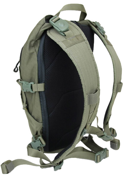 Marom Dolphin Wolf Pack 9 litres - Back