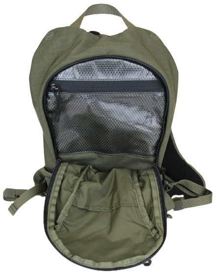 Marom Dolphin Wolf Pack 9 litres - Open