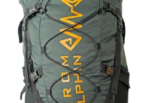 Marom Dolphin Ramon Pack 70L - Front