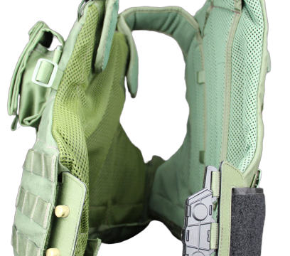 Side quick release buckles for IDF general supplies - 2