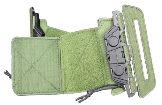 Side quick release buckles for IDF general supplies - 1