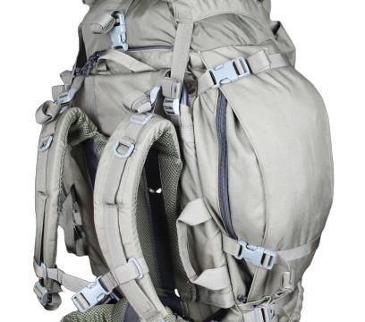 InField 90 liter backpack - Side 2
