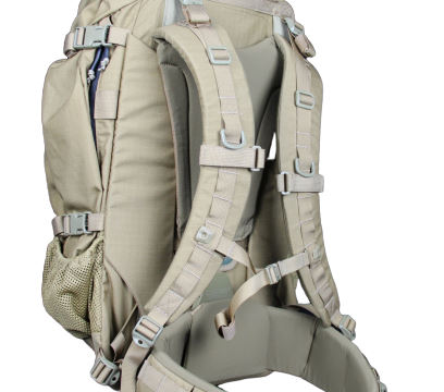 Micro Fusion System - Backpack - Back