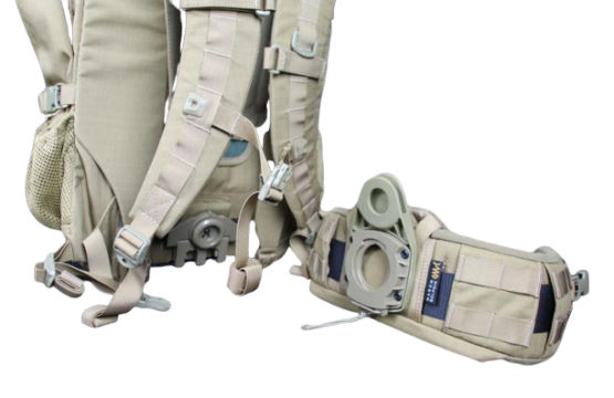 Micro Fusion System - Backpack with belt